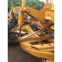 Wholesale 2010 140h Used motor grader caterpillar america second hand grader for sale ethiopia Addis Ababa angola from china suppliers