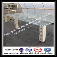 Wholesale the supplier of expanded metal greenhouse bench from china suppliers