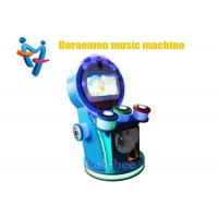 Wholesale Doraemon Play Drum Amusement Game Machine Coin Operated Music 550W from china suppliers