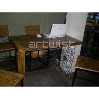 Wholesale Black with Slivery White Door Distinctive Design Furniture for Cabinet Decor from china suppliers