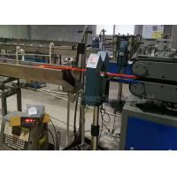 Buy cheap High Accuracy Laser Diameter Measuring Device Diameter Control For Extruders from wholesalers