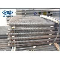 Wholesale Carbon Steel Titanium Spiral Finned Tube Coil For Boiler Economizer ASME Standard from china suppliers