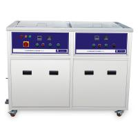 Wholesale Power Heater Dual Tanks Industrial Ultrasonic Cleaner Drying , ultrasonic cleaning equipment from china suppliers