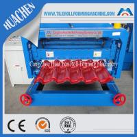 Wholesale 7.5 Kw Corrugated Sheet Metal Rolling Equipment With 4 - 8 M / Min Forming Speed from china suppliers