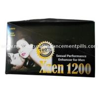 Wholesale Xzen1200 Sex Pills Herbal Sex Products Sex Capsule Male Sex Enhancement King Herbal Sex Pills for Men Enhancement from china suppliers