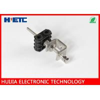 """Wholesale Two Hole Type Stainless Steel 2-1/4"""" Feeder Coaxial Cable Clamps For Communication from china suppliers"""