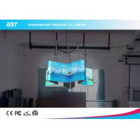 Wholesale Full Color Outdoor Flexible Led Display Matrix 48×24 With 140 Degree Viewing Angle from china suppliers