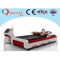 Wholesale Industrial Laser Cutting Machine 2000W For SS Iron , High Power 3 Axis Laser Cutter from china suppliers