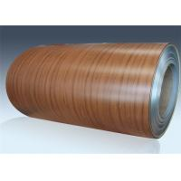 Wholesale Room Door PVC Film Metal Laminate Sheets Laser Coated Cold Rolled Steel Coil from china suppliers