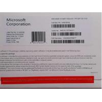Wholesale Microsoft Windows 10 Key Code , Windows 10 Professional OEM Retail Box Activate Guarantee from china suppliers