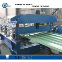 Wholesale 345MPa Metal Roofing Roll Forming Machine from china suppliers