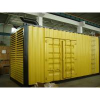 Wholesale Soundproof Genset Diesel Generator , Cummins Standby Generator from china suppliers