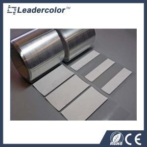 Wholesale Soft Anti Metallic RFID Tag , Silverline UHF anti-metal Label printable from china suppliers