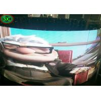 Wholesale P3.91 Curved Indoor Rental LED Display High Resolution Led Video Wall from china suppliers