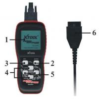 Wholesale Professional OBD2 Scanner Codes XTOOL VAG401 VW / AUDI / SEAT / SKODA from china suppliers