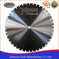 Quality Wall Saw Diamond Saw Blades 760mm for refinorced concrete, 42segment , fast cutting for sale
