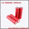 Buy cheap Brillipower Wholesale 18650 3.7v Battery 2500mah 35A 18650 3.7v Battery from wholesalers