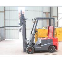 Wholesale Chinese farm tractors 3.0 ton small  electric forklift with low price from china suppliers