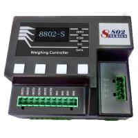 Quality Electronic weight indicator in rail DIN housing, Analogue output, 0~5V / 0~10V, 4~20mA / 0~20mA / 0~24mA for sale
