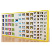 Wholesale Electronic Touch Screen Locker Vending Machines For Library Room / Outdoor from china suppliers