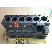 Buy cheap Komatsu Excavator PC200-6-7/S6d102 Cylinder Block from wholesalers