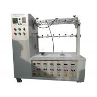 Wholesale Plug Cord Compression Testing Machine / Flexing Test Swivel Machine from china suppliers