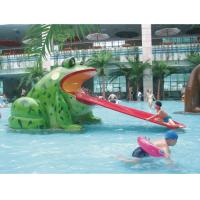 Wholesale Frog Style Water Slide from china suppliers