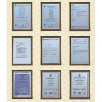 China Sino Electric Cable Group Certifications