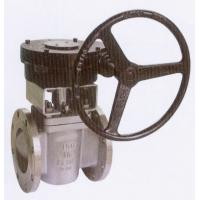 Wholesale Stainless Steel Lubricated Plug Valve DIN BS AWWA , PFA Lined Plug Valve from china suppliers