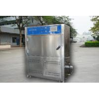 Wholesale Automatic Steel UV Aging Test Chamber , Standard UVA Accelerated Weathering Tester from china suppliers