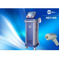 Wholesale Professional Painless Lightsheer Diode YAG Laser 810nm Hair Removal / Skin Rejuvenation from china suppliers