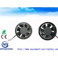 Wholesale Round 6.7 Inch Brushless Industrial Roof Ventilation Fans 12V / 24V / 48V from china suppliers