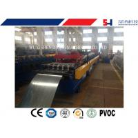 Wholesale Top-tech Roll former for producing steel tile and wall cladding from china suppliers