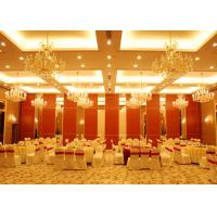 Wholesale Conference Room Folding Partition Walls Customers Own Material Finish from china suppliers