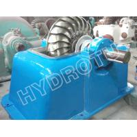 Wholesale Small Impulse Turbine / Turgo Hydro Turbine With Stainless Steel Runner For Renewable Energy from china suppliers