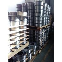 Buy cheap 99.995% Pure Zinc Wire For Steel Structure Surface 1.6mm Wire Diameter from wholesalers