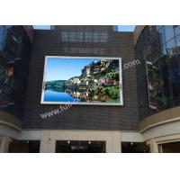 Wholesale Anti UV Plastic Advertising LED Displays Various Size P5 / P6 / P8 / P10  from china suppliers