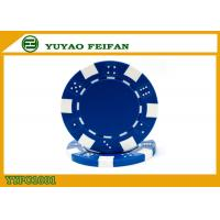 Wholesale OEM Printable Plastic ABS Poker Chips GSV Certification Customised Poker Chips from china suppliers
