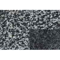 Wholesale Hard Wearing Loop Texture Wool Blend Fabric Double Color 600 G / M from china suppliers
