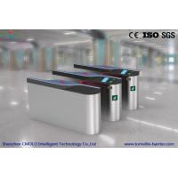 Wholesale Security Pedestrian Access Subway Turnstile For City Rail Transit , CE ISO Compliant from china suppliers