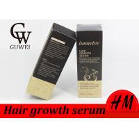 Quality Private label 2017 Anti Hair Loss Spray OEM Hair Growth Serum Natural Grow Hair product for sale