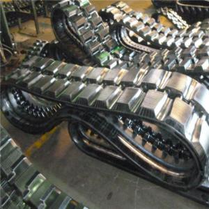 Quality B450*86*55 Skid Steer Loader Track for Bobcat T750 (450*86*55) for sale