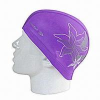 Wholesale Swim Cap, Keeps Hair Dry, Provides Tighter Fit from china suppliers