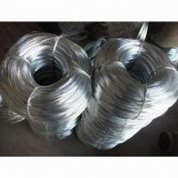 Wholesale Galvanized Iron Wire, Includes Electro Galvanized Wire and Hot-dipped Galvanized Wire from china suppliers