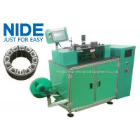 Wholesale BLDC Inner stator insulation paper insertion machine for brushless motor from china suppliers