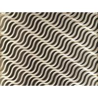 Wholesale Anti-fingerprint Circular Brushed Steel Sheet, Colored Stainless Steel Plates OEM from china suppliers