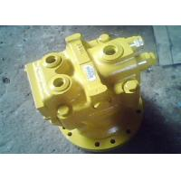 Wholesale Hyundai R60-7 Excavator Hydraulic Swing Motor SM60-01 Yellow 70Kgs Net Weight from china suppliers
