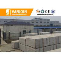 Buy cheap Office Partition Polystyrene Building Panels /Insulated Wall Panels Water Proof from wholesalers
