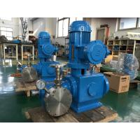 Wholesale 800LPH Hydraulic High Pressure Metering Pump 63bar For Out Gassing Fluids from china suppliers