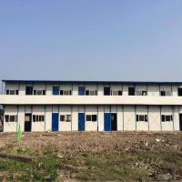 Wholesale Pre Built Prefab Steel Houses , Solid Fabricated Multi Storey Steel Buildings from china suppliers